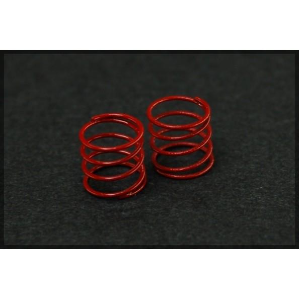 BLACK ARROW BASP03A Muelles suspensión rojos medios