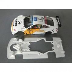 KAT RACING K/007V Chasis 3d Opel Calibra Slot.it