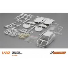 SCALEAUTO SC-3616 Kit Carrocería Peugeot 208 T16