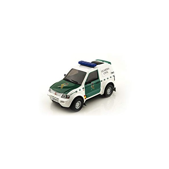 MITSHUBISHI PAJERO GUARDIA CIVIL NINCO