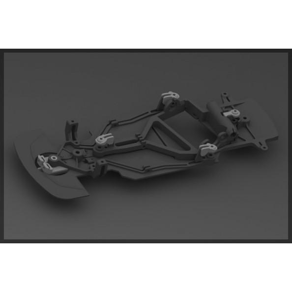 BLACK ARROW BACHKIT07 Kit chasis negro Black Bull