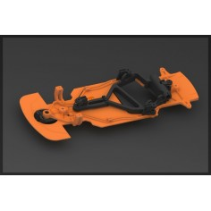 BLACK ARROW BACHKIT08 Kit chasis Orange Black Bull