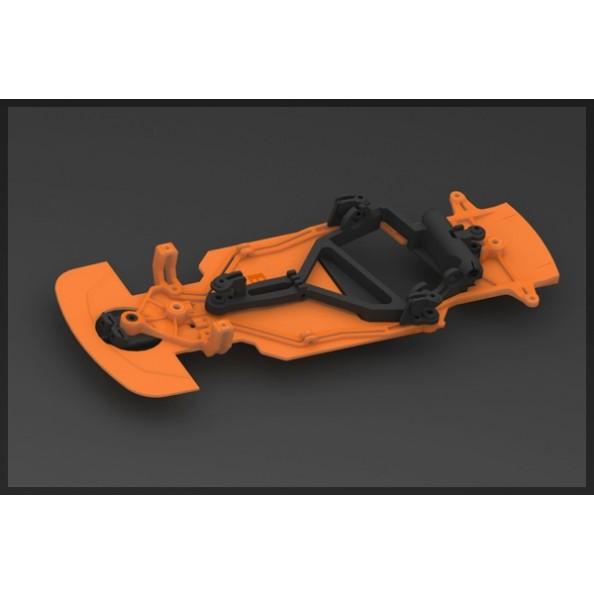 BLACK ARROW BACHKIT08 Kit chasis Orange Black Bull