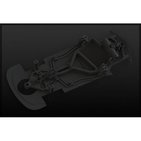 BLACK ARROW BACHKIT05 Kit chasis negro Ferrari GT3 Italia