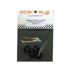 SIDEWAYS SWHG1HL Neumáticos High grip 18,5x10,5 mm perfil bajo dura