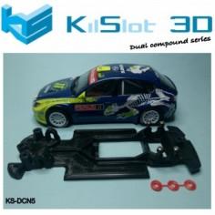 KILSLOT KS-DCN5 chasis 3d DUAL COMP Subaru N14 AVANT