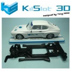 KILSLOT KS-RH28 chasis 3d LINEAL RACE 2018 Ford Capri LV SRC