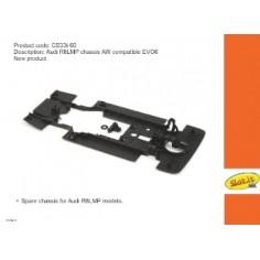 Slot.it CS33T60 Chasis Audi R8 LMP Evo6