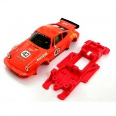 Mustang CB0027LV Chasis lineal 911 Carrera Scalextric