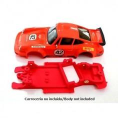 Mustang CB0027V Chasis 3d angular 911 Carrera Scalextric