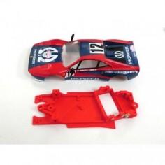 Mustang CB0033V Chasis 3d angular simple Ferrari GTO Scalextric