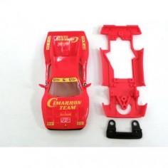 Mustang Chasis 3d completo bancada Slot.it Ferrari GTO