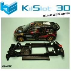 Kilslot NC1K Chasis 3d motor RK Citroen DS3 WRC Scalextric