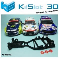 Kilslot WRS1V3 Chasis 3d...