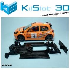 Kilslot DCN10 Chasis 3d DCN10 DUAL COMP RENAULT CLIO RS NSR