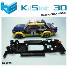 Kilslot BF1X Chasis 3d motor RX FIAT 131 ABARTH SCX