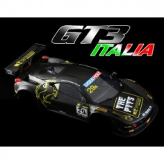 BLACK ARROW BABC02E Carrocería Ferrari GT3 Italia Motorsport 29