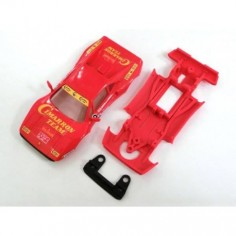 CHASIS 3D MUSTANG LINEA COMPLETO F-GTO SCALEXTRIC