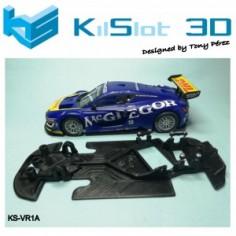 KILSLOT CHASIS 3D ANGULAR RACE SOFT RENAULT SPORT RS.01 SCX