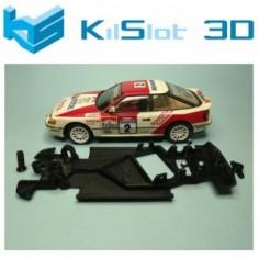 KILSLOT KS-BC4A CHASIS ANGULAR BLACK TOYOTA CELICA GT-FOUR ST165 SCX