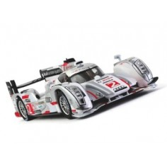SLOT.IT SI-CW17 AUDI R18 E-TRON QUATTRO LE MANS 2013 WINNER