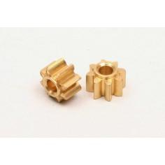NSR 7009 PIÑONES EN LINEA 9 DIENTES 5.5mm DIAMETRO (2UD)