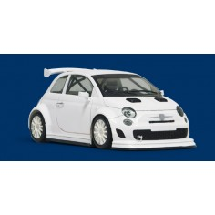 NSR FIAT ABARTH 500 ASETTO CORSE KIT BLANCO
