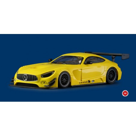 NSR MERCEDES AMG TEST CAR AMARILLO AW