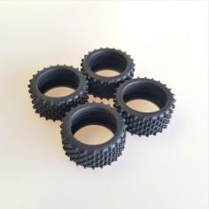 "SRC RN0109 Neumático tacos ""trear 9"" ultragrip"