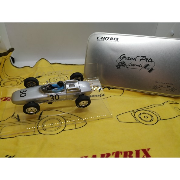 CARTRIX 0970 Porsche 804 F1 n30 Dan Gurney