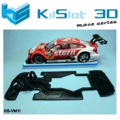 Kilslot KS-VM1I Chasis Race bancada Mercedes AMG DTM SCX