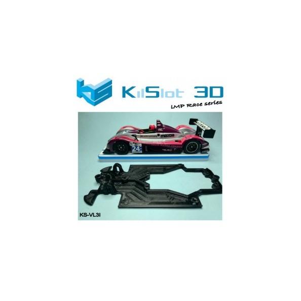 Kilslot KS-VL3I Chasis Race bancada Pescarolo LMP Avant