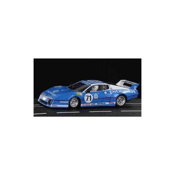 Sideways SW0064 Ferrari 512 BB Grupo 5 Pioneer 24h LeMans 1982