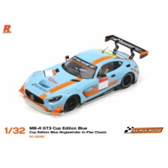Scaleauto 6218c Mercedes AMG GT3 Cup Edition Azul