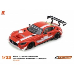 Scaleauto 6218f Mercedes AMG GT3 Cup Edition Rojo