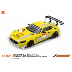 Scaleauto 6218g Mercedes AMG GT3 Cup Edition Amarillo