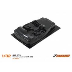 Scaleauto 6656 Interior lexan A7R GT3