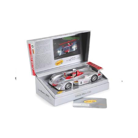 Slot.it CW19 Audi R8 LMP LeMans Winner 2000