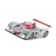 Slot.it CW19 Audi R8 LMP LeMans Winner 2000