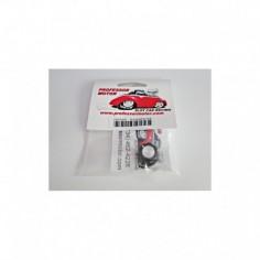 Professor Motor PMTR2045 Rueda selectora sensibilidad plateada