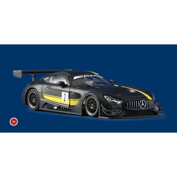 NSR 0098AW Mercedes AMG Test Car negro