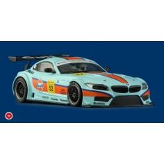 NSR 0103AW BMW Z4 Gulf Edition