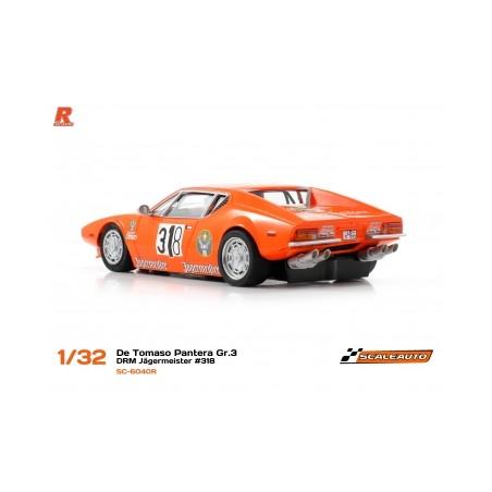Scaleauto 6040R De Tomaso Pantera Gr3 DRM Jagermeister