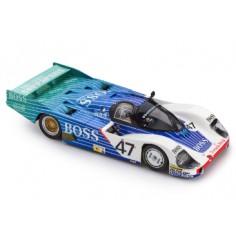 Slot.it CA02I Porsche 56 LH n47 Le Mans 1984
