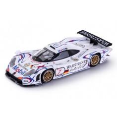 Slot.it CA23E Porsche 911 GT1 Evo-98 Mobil-1 FIA GT 1998