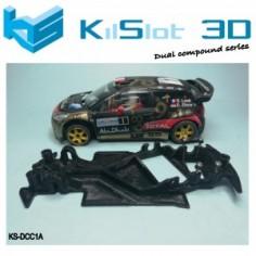 Kilslot DCC1A Chasis 3d angular DUAL COMP Citroen DS3 SCX