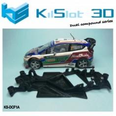 Kilslot DCF1A Chasis 3d angular DUAL COMP Ford Fiesta SCX