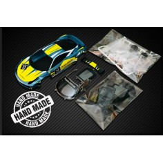 Black Arrow BACMKITY GT3 Italia KIT AW amarillo y azul n21