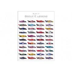Slot.it PGRC2 Poster Grupo C legends 2011-2017