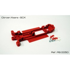RED SLOT RS-0050 CHASIS 3D CITROEN XSARA SCX
